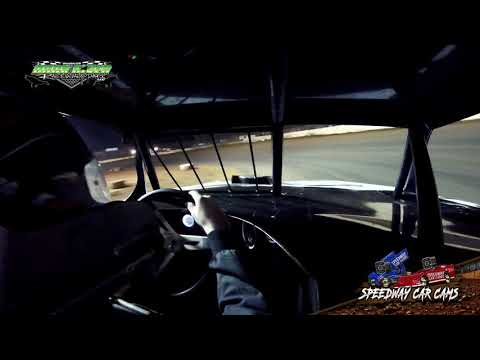 #5 Travis Yoes - Pure Pony - 10-13-18 Duck River Raceway Park - In Car Camera