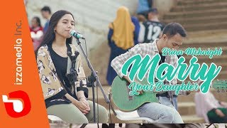 Marry Your Daughter | Izzamedia Live Cover by Nabila feat. Tofan ( Tebing Breksi Yogya )