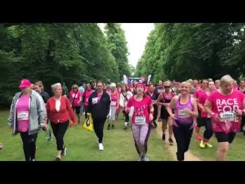 Race for Life, Nowton Park 2018 Mp3