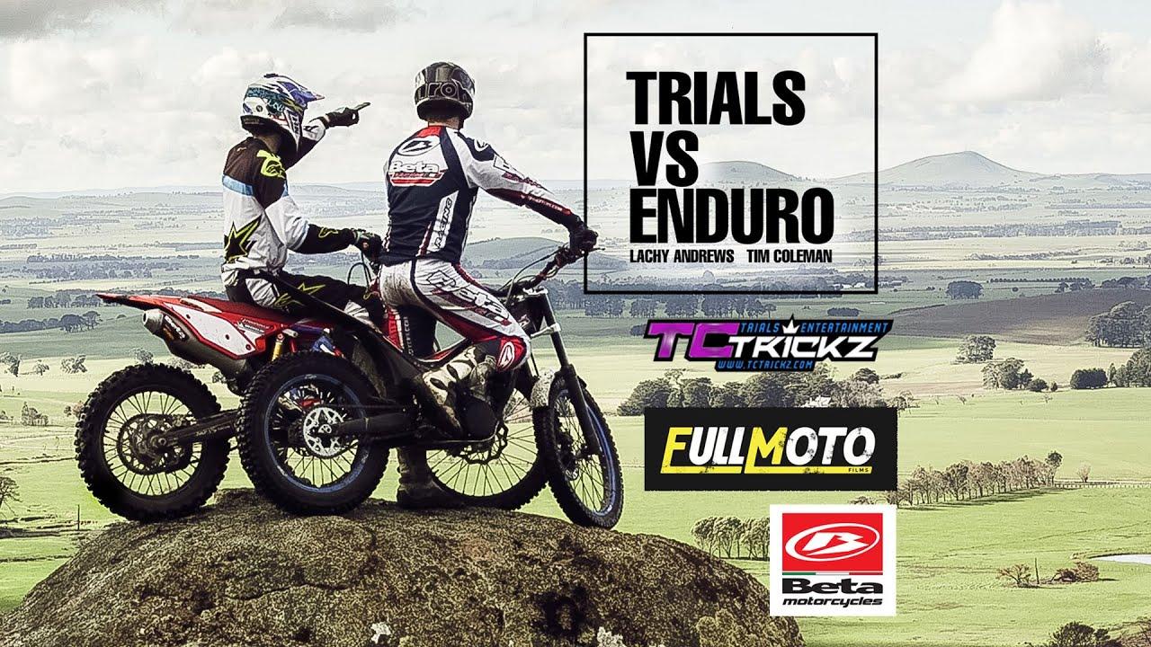 motocross v enduro
