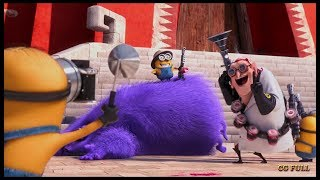 El Macho defeat  Climax  scene Despicable me 2 (2013) Hd