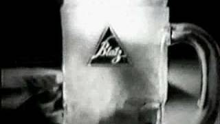 Early Blatz Beer Commercial