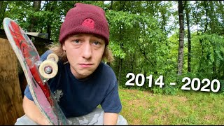 My Last Video Part  /  2020 Street Part
