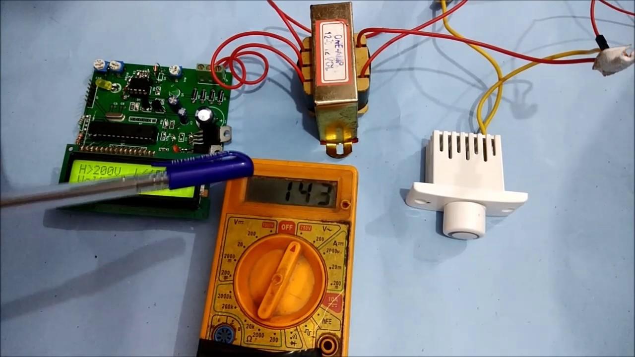 Low Voltage Detector Circuit Gardner Bender Get3202 Twin Probe Tester High Using Pic Digest 1280x720