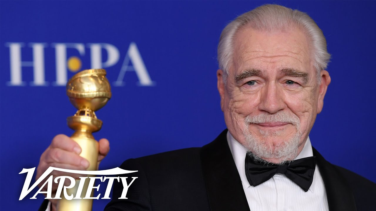 Golden Globes 2020: When 'Succession' star Brian Cox found out ...
