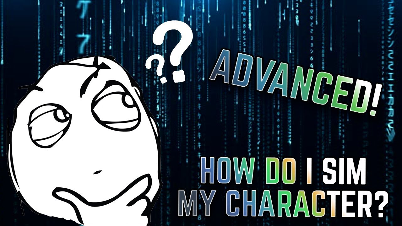 WoW - How to Sim Your Character! (Advanced Guide)