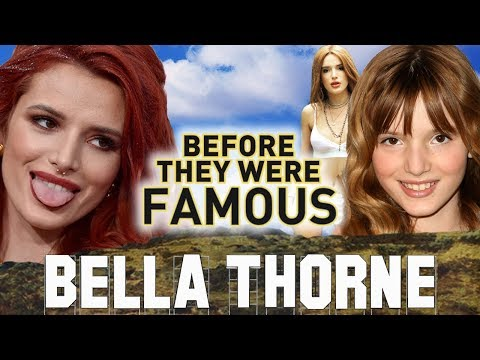 BELLA THORNE  Before They Were Famous  Outta My Hair