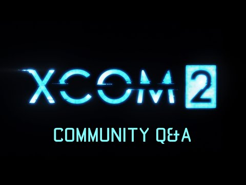 XCOM 2 Community Q&A at E3 2015