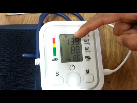 how-to-set-and-use-digital-blood-pressure-machine