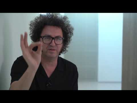 Interview with  Daniel García Andújar- documenta 14