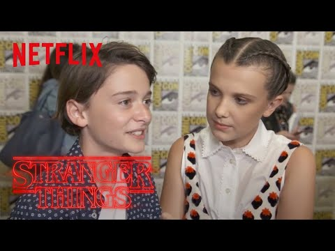 Stranger Things Rewatch   Behind the Scenes: Will Seeing Himself   Netflix