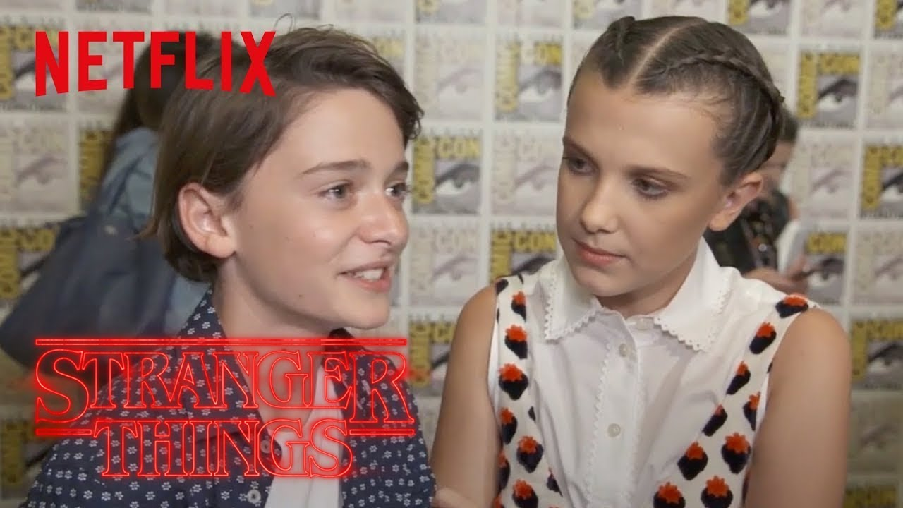 Stranger Things Rewatch | Behind the Scenes: Will Seeing Himself | Netflix