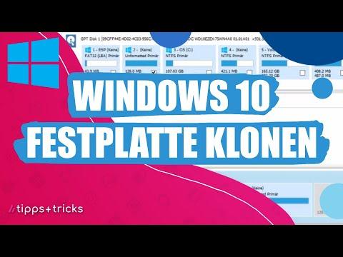 Festplatte Klonen Unter Windows 10