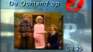 RTL4 programmaoverzicht ochtenden (1990)