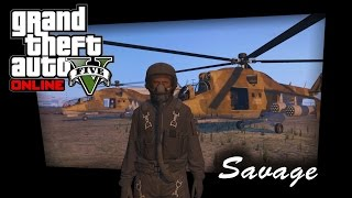 GTA 5 Online │Ударный вертолёт Savage(Подписка на канал: http://www.youtube.com/channel/UCMtXYaRbBkziomNV6tk7svA?sub_confirmation=1 ▻ Группа в ВК: http://vk.com/club90033967 ▻ Наш ..., 2015-10-14T21:22:20.000Z)