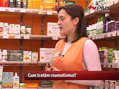 cum se tratează reumatismul cu artrita)
