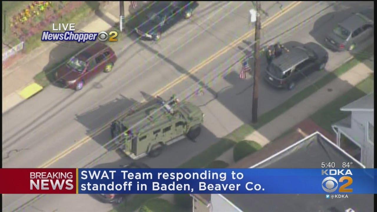 Download SWAT Team Responds To Standoff