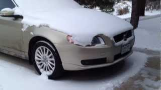 2007 Volvo S80 3.2 FWD COLD START!!