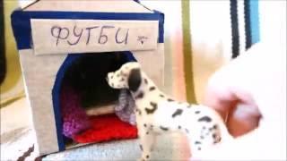 HM#3 Будка для собак Schleich