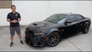Is this 2020 Dodge Charger Hellcat Widebody MORE muscle car than a Demon?