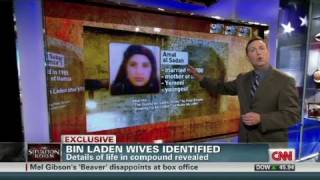CNN: Osama Bin Laden wives identified