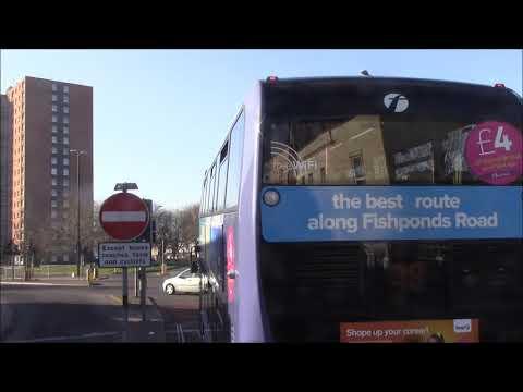 | Fishponds - Bristol City Centre | Number 49 Bus