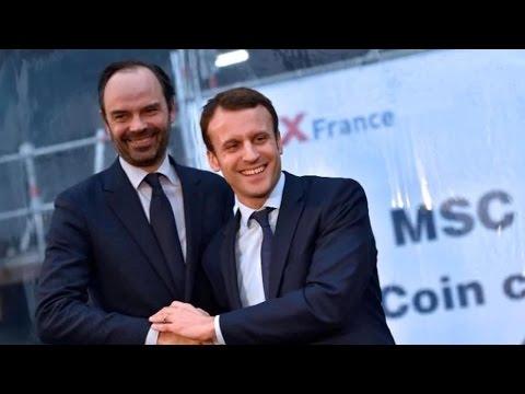 Edouard Philippe named France's new prime minister