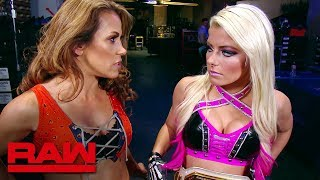 Alexa Bliss tries to apologize to Mickie James: Raw, Feb. 12, 2018