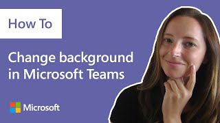 How To Change Your Background In Microsoft Teams, A Demo Tutorial