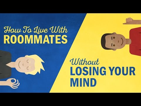 How to Live With Roommates Without Losing Your Mind