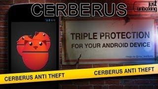 Cerberus - La mejor aplicación anti-robo de Android | Aplicaciones Android | Just Unboxing