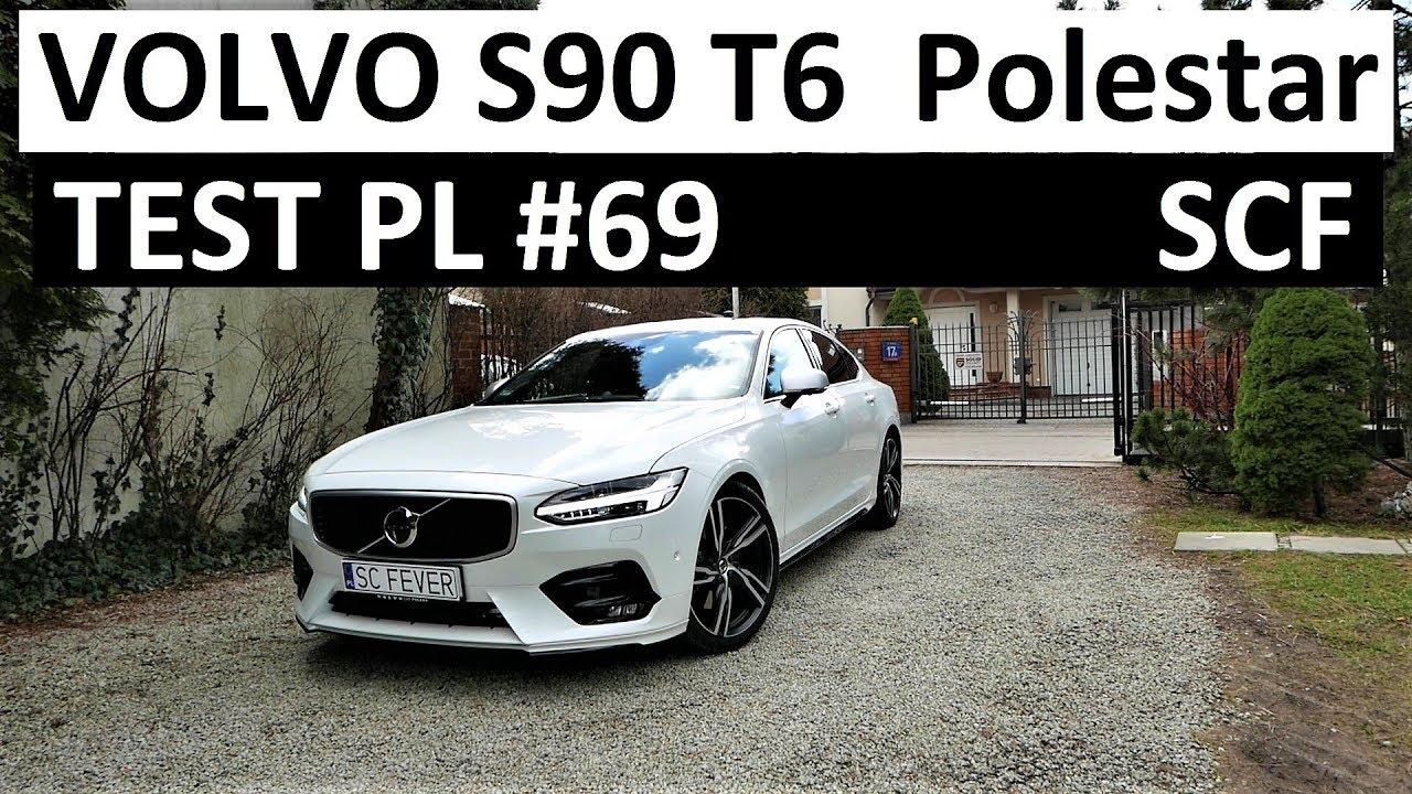 VOLVO S90 T6 AWD Polestar Review [PL] TEST #69 Prezentacja Recenzja PL