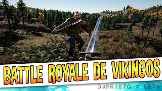 UNA PASADA | Un nuevo battle royale de ...VIKINGOS | VALHALL