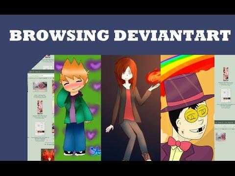 Browsing Deviantart: Common Art Mistakes