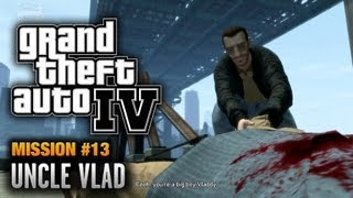 GTA 4 - Mission #13 - Uncle Vlad (1080p)