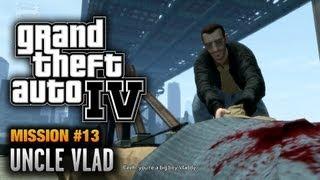 GTA 4 - Mission #13 - Uncle Vlad (1080p)