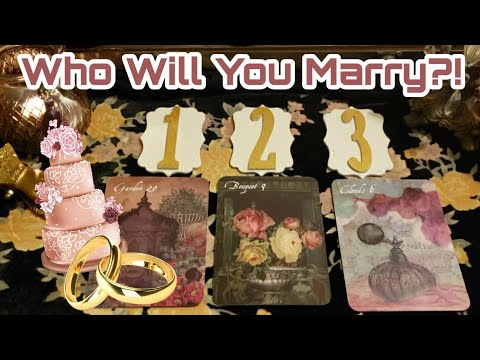 Who Will YOU Marry? 💍🌹 Pick A Card 💋 Super Detailed + Charms LOVE Reading