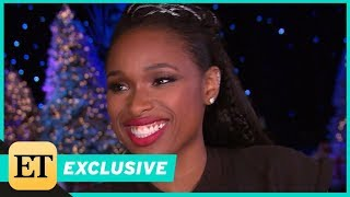 Jennifer Hudson on Juggling 'The Voice' and Her 8-Year-Old Son David (Exclusive)