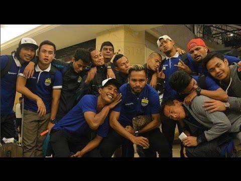 Persib Tour Jayapura - Padang