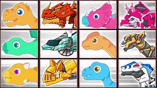 Jurassic Dig + Dino Robot Dino Corps | Eftsei Gaming