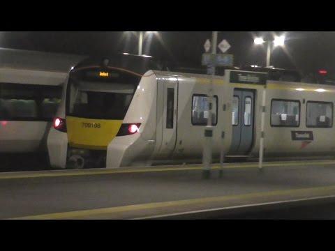 Thameslink Class 700 Desiro City Ride: East Croydon to Three Bridges via Redhill - 26/01/17