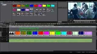 Видеоурок по редактированию проекта