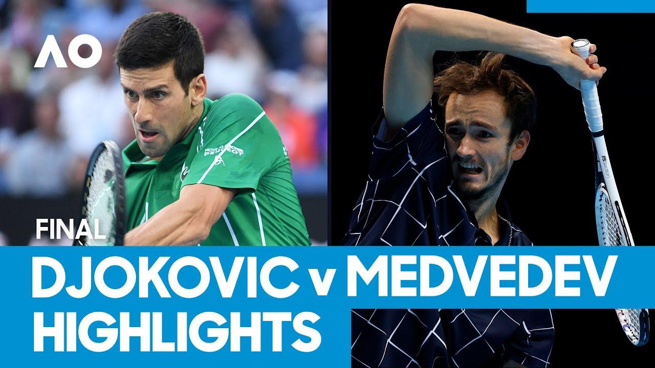 Novak Djokovic Wins Australian Open Final Over Daniil Medvedev