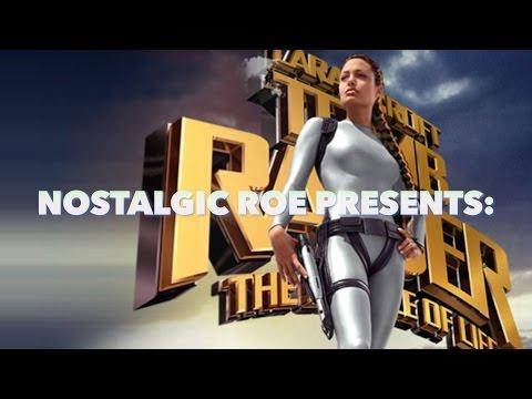 Nostalgic Roe Presents: Lara Croft Tomb Raider The Cradle of Life (Film)