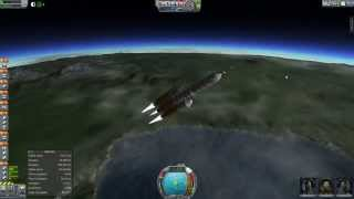 Kerbal Space Program Orion Exploration Flight Test