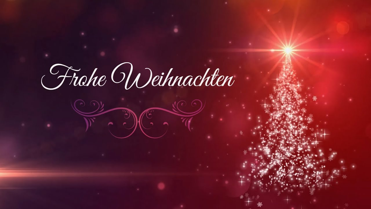 frohe weihnachten motion graphics loop animierter hintergrund youtube