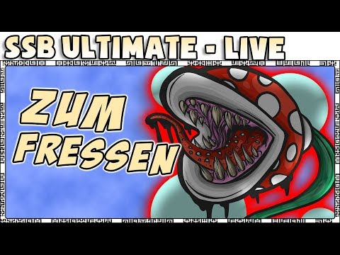 Community Match - Super Smash Bros Ultimate - Bald auch wieder Splatoon! thumbnail
