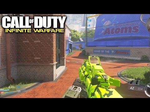 I'VE STILL GOT IT?! - CoD INFINITE WARFARE MULTIPLAYER GAMEPLAY