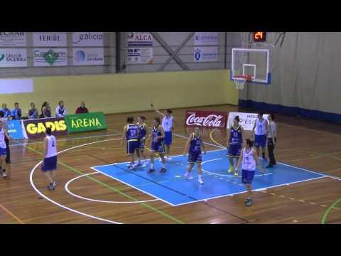 Uni Ferrol - ADBA 2q (22-03-2014)