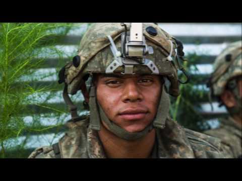NY National Guard On Duty